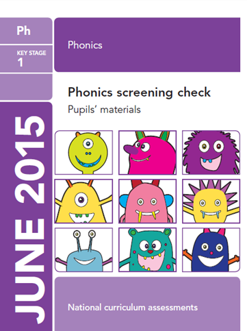 Why we use the Phonics Screening Check in Australia  
